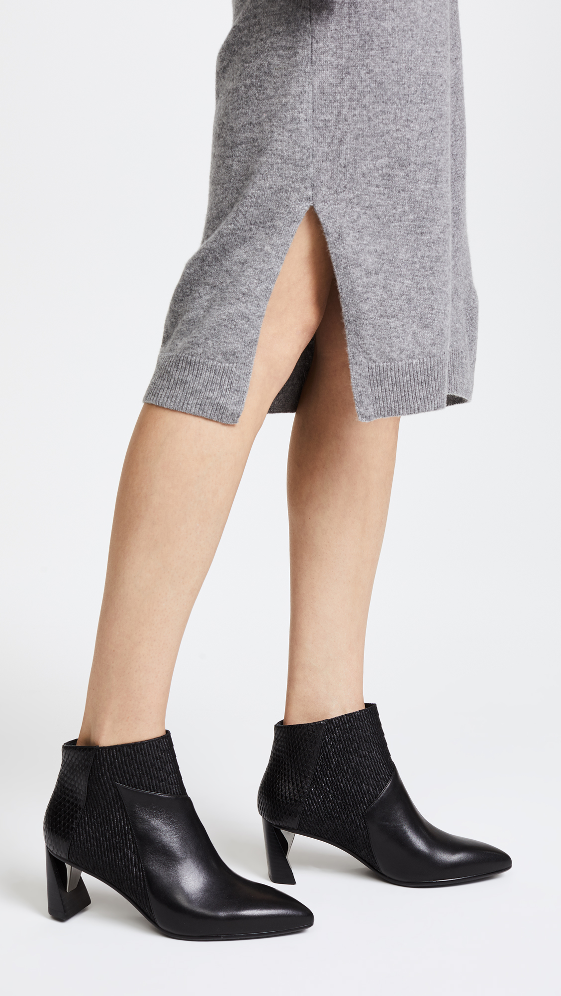 United nude Boots ZINK MID United nude soldes VFAHYPxh
