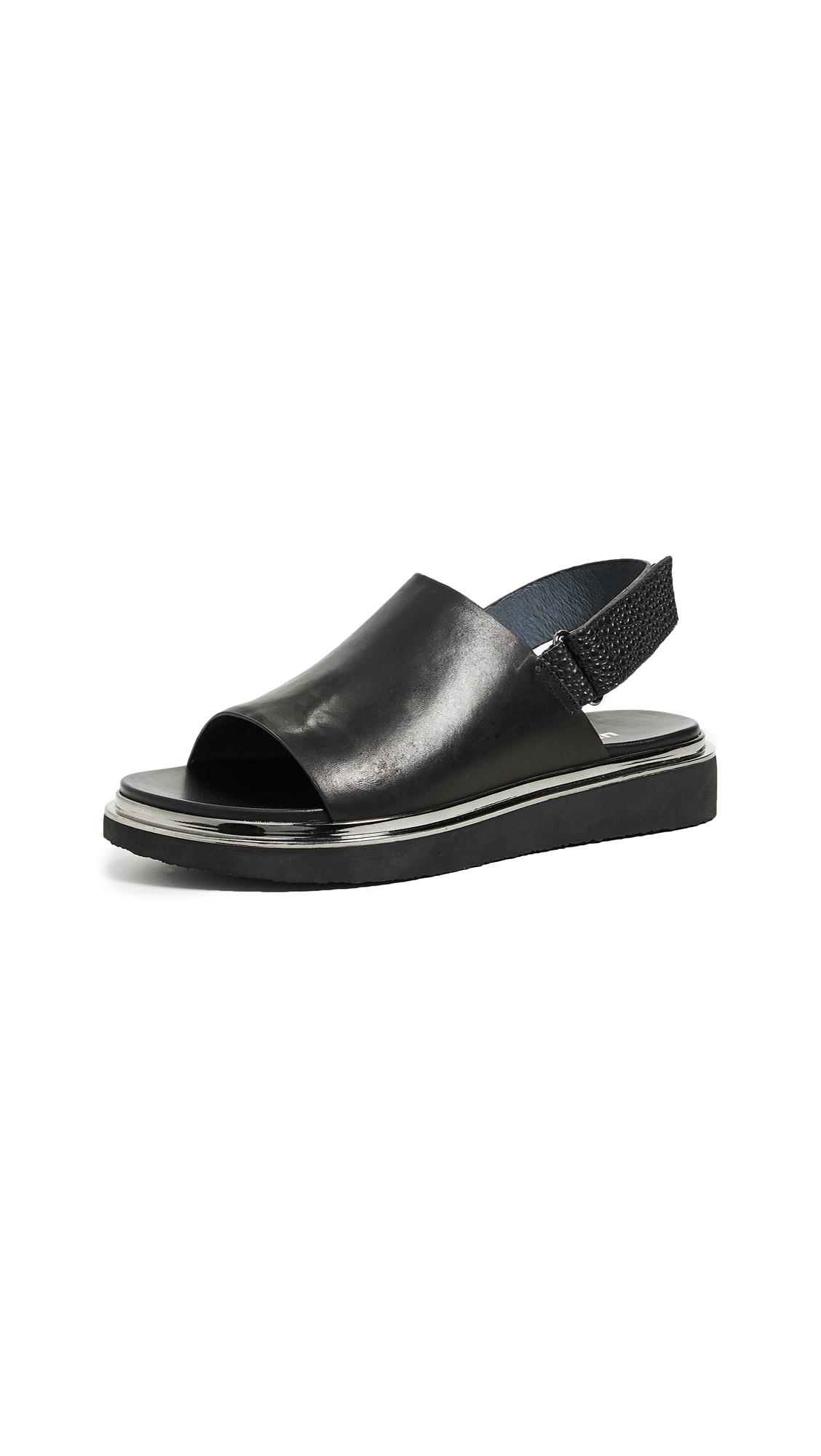 United Nude Terra Sandals - Black