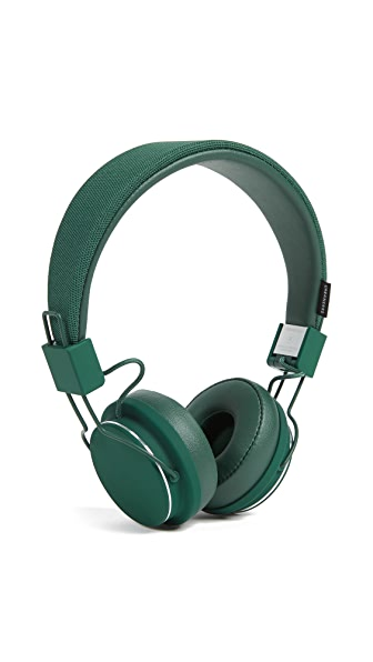 Urbanears Plattan II Headphones In Emerald Green