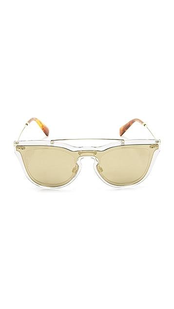 Valentino Glamgloss Sunglasses