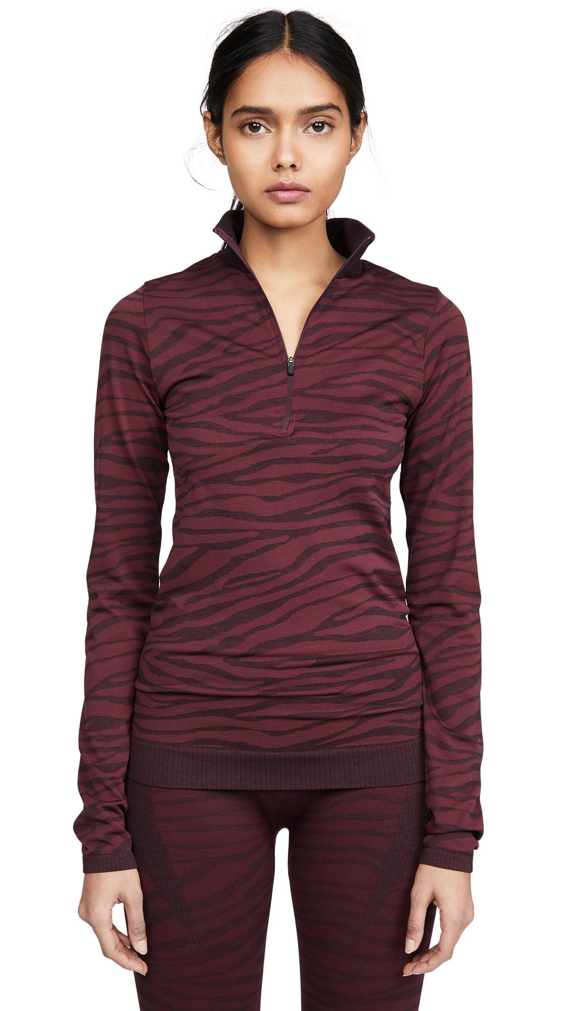 Buy Varley online - photo of Varley Laurel Ski Half Zip Pullover