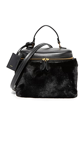 Vasic Collection Boxy Bag - Black