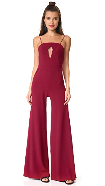 Vatanika Backless Jumpsuit at Shopbop