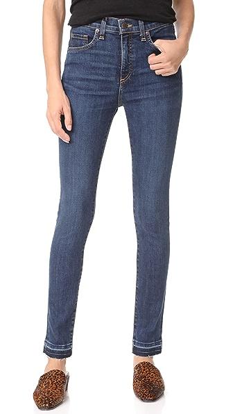 Veronica Beard Jean Kate Skinny Jeans - Vintage Wash