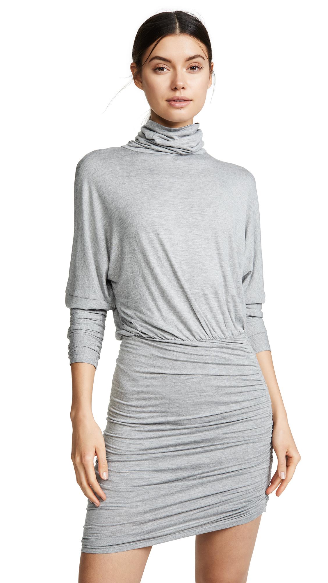 Veronica Beard Jean Manda Dress - Heather Gray