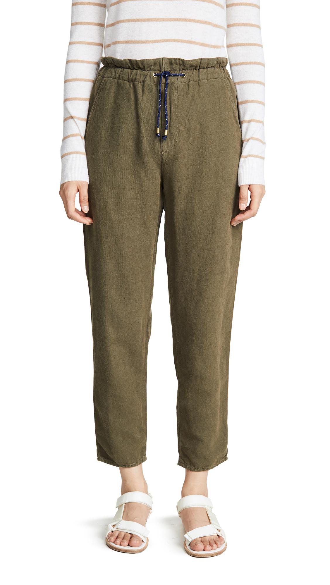 Buy Veronica Beard Jean online - photo of Veronica Beard Jean Jay Drawstring Pants