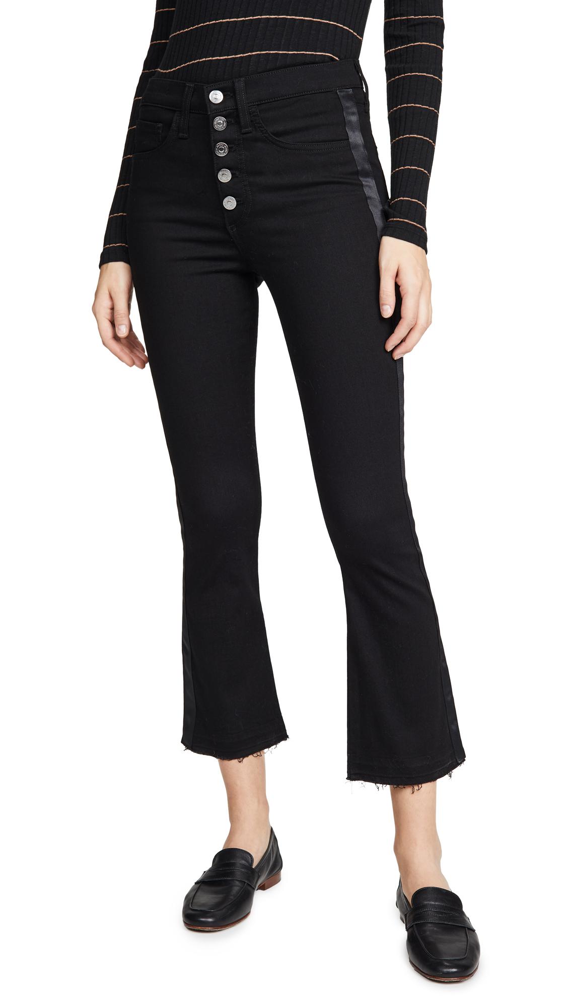 Buy Veronica Beard Jean online - photo of Veronica Beard Jean Carolyn Baby Boot Jeans