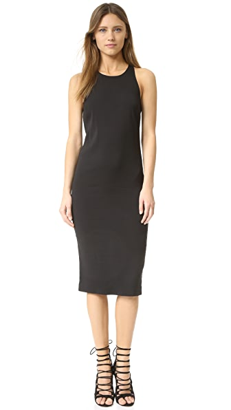 Veronica Beard Reef Racer Back Midi Dress