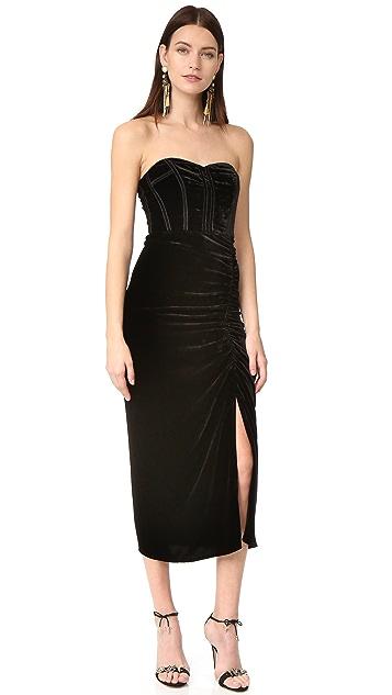 Veronica Beard Plaza Midi Dress