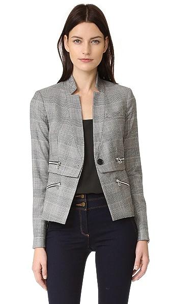 Veronica Beard Paloma Zipper Jacket