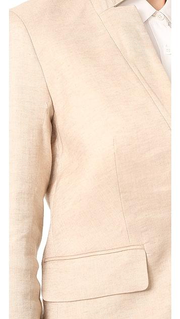 Veronica Beard Upcollar Jacket