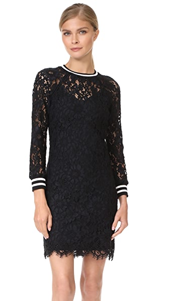 Veronica Beard Laila Lace Dress