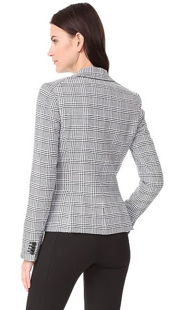Veronica Beard Leo Long Sleeve Schoolboy Jacket