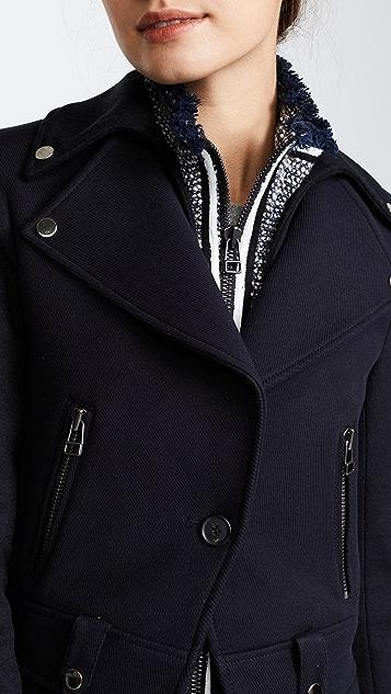 Veronica Beard Alcott Coat
