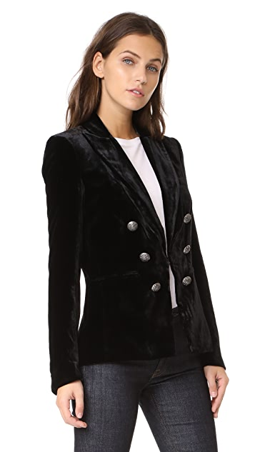 Veronica Beard Briar Double Breasted Jacket