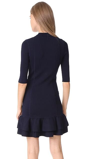 Veronica Beard Tiered Utility Dress