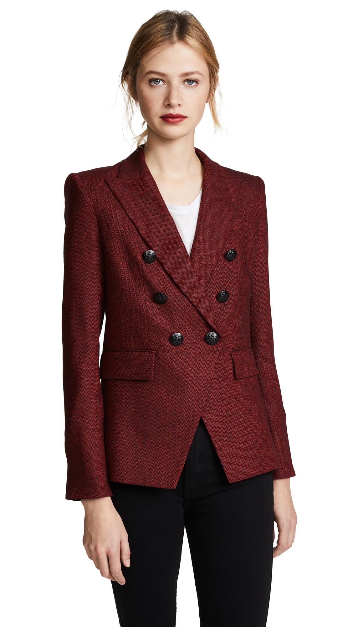 Veronica Beard Miller Jacket - Red