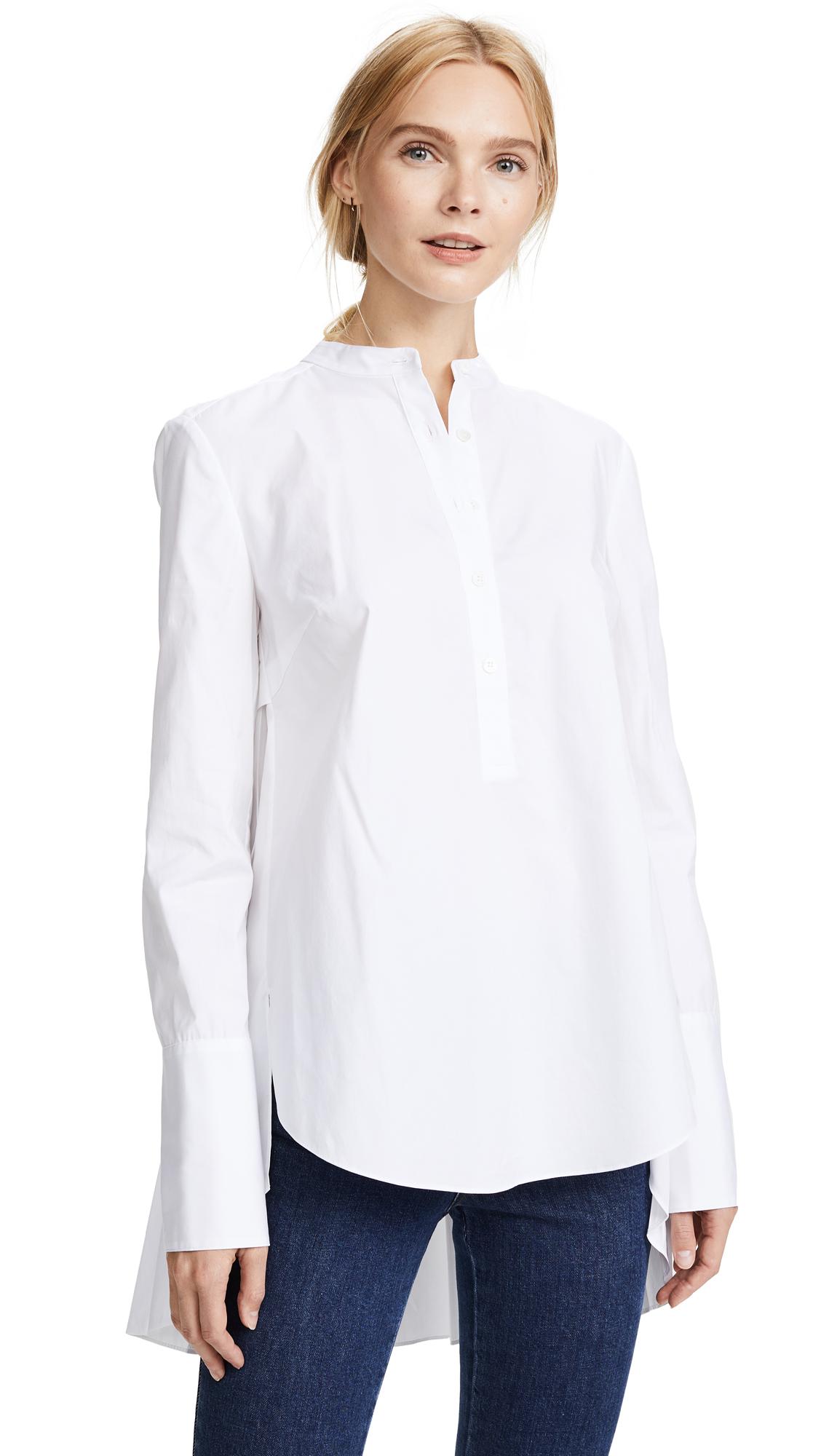 Veronica Beard Hardy Shirt - White