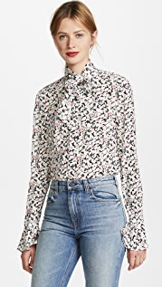 Veronica Beard Gamble Blouse