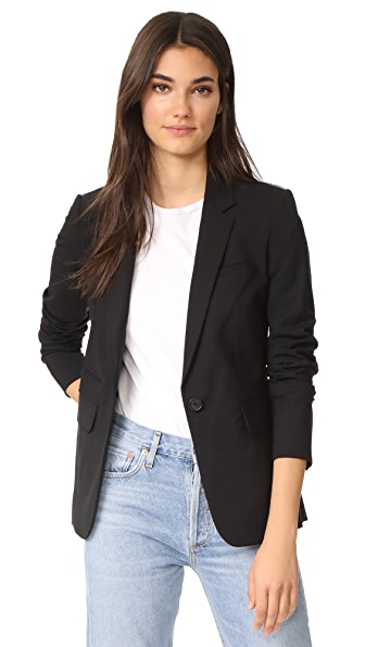 Veronica Beard Classic Jacket In Black