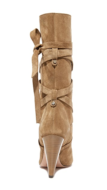 Veronica Beard Hall Heel Boot