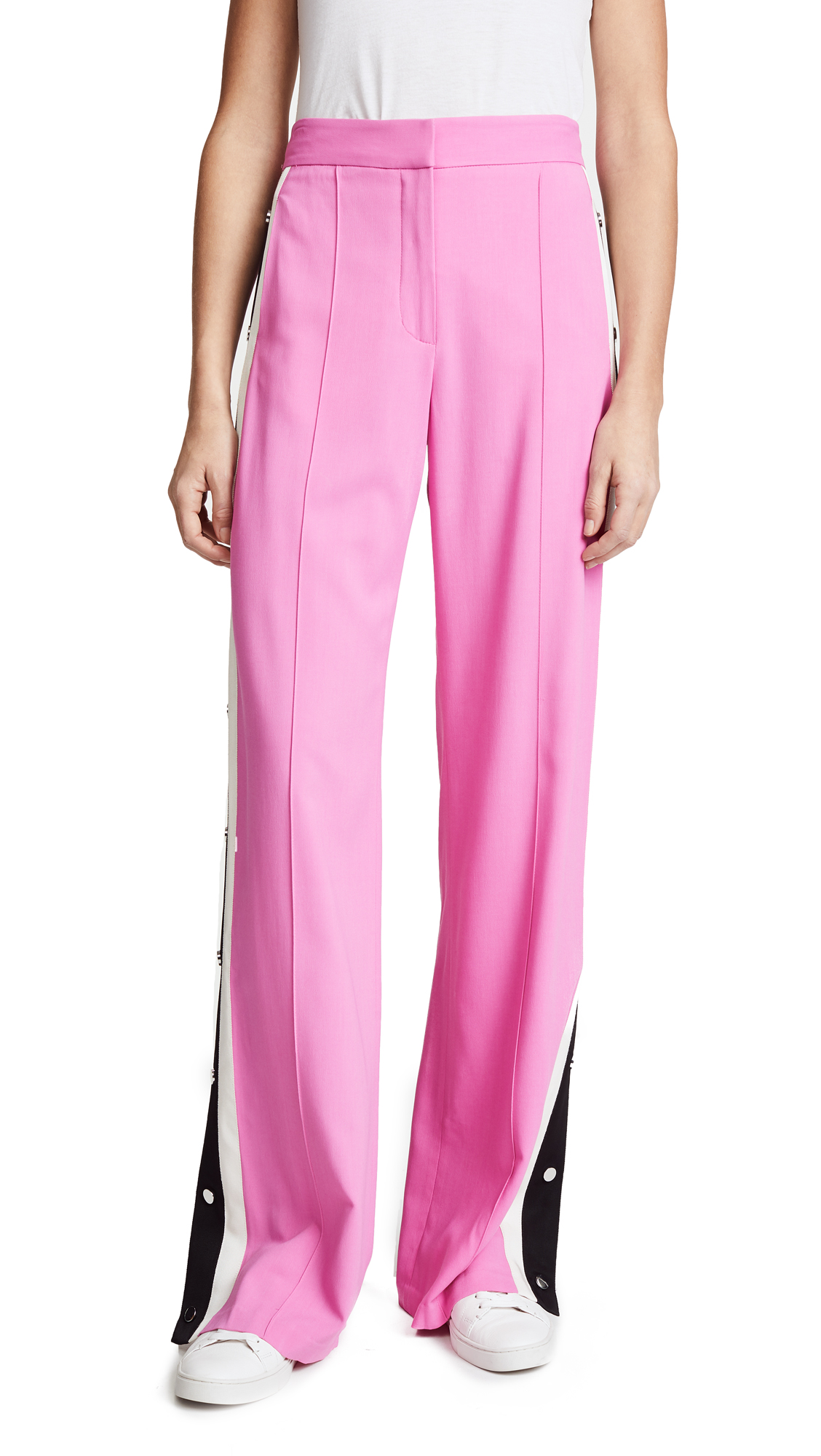 Veronica Beard Russo Trousers - Light Fuchsia Pink