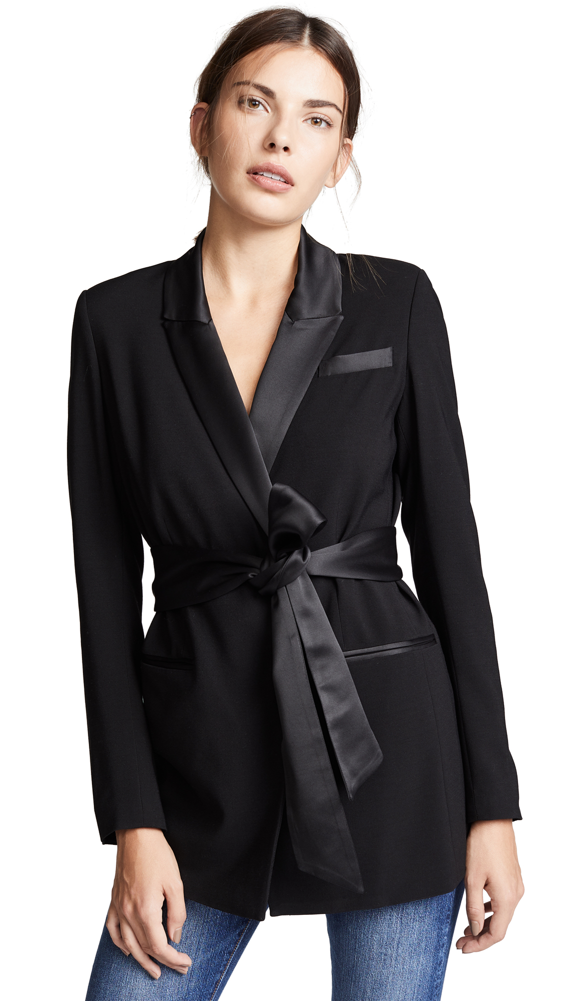 Veronica Beard Dover Blazer In Black