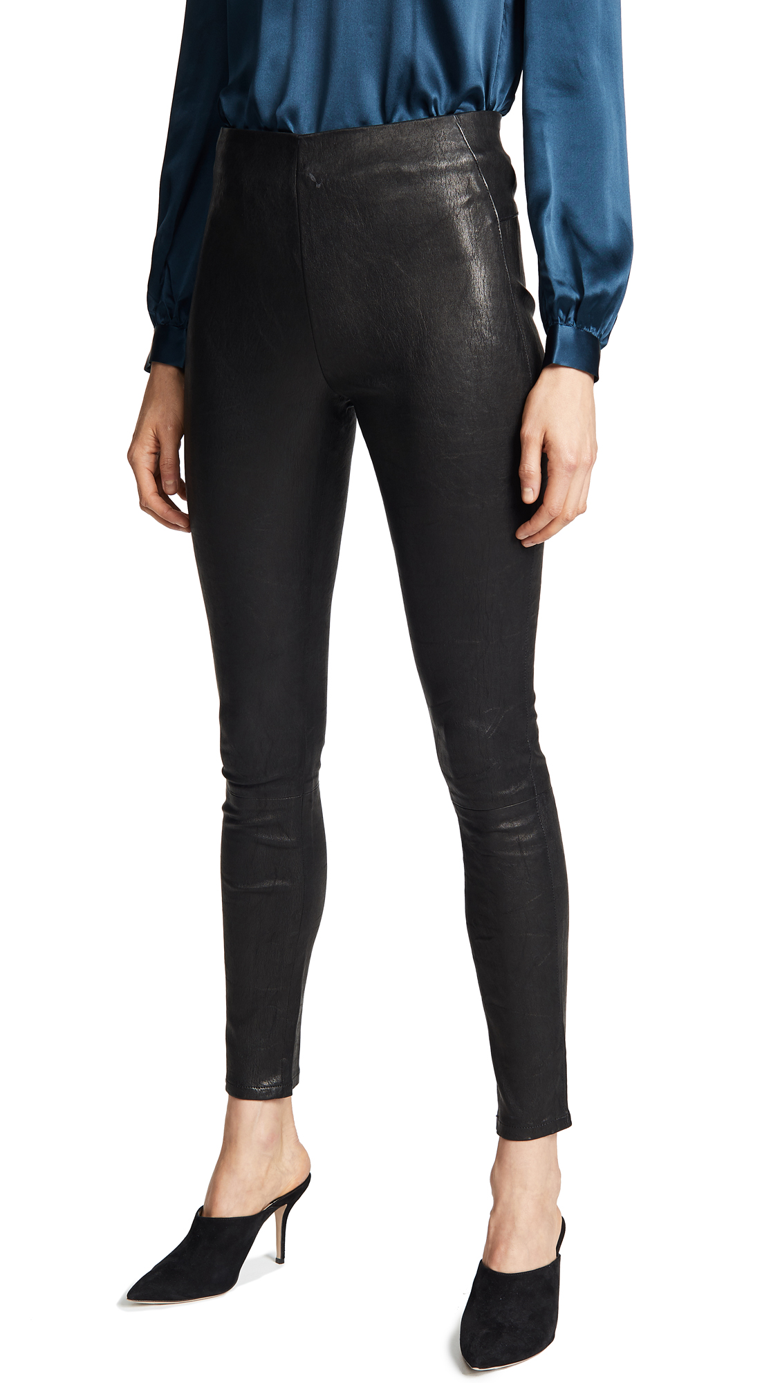 INDY LEATHER LEGGINGS