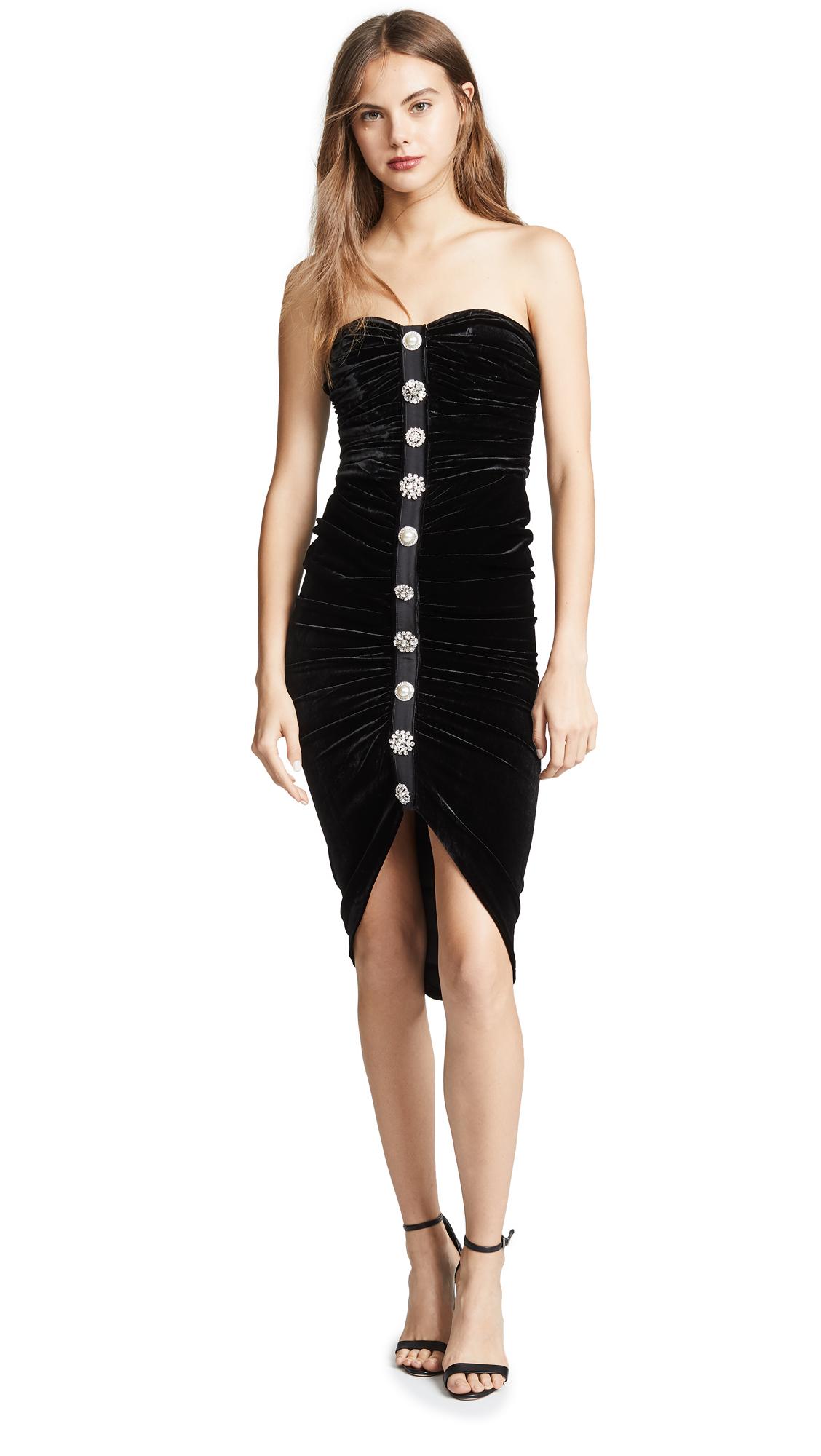 Veronica Beard Palo Dress - Black