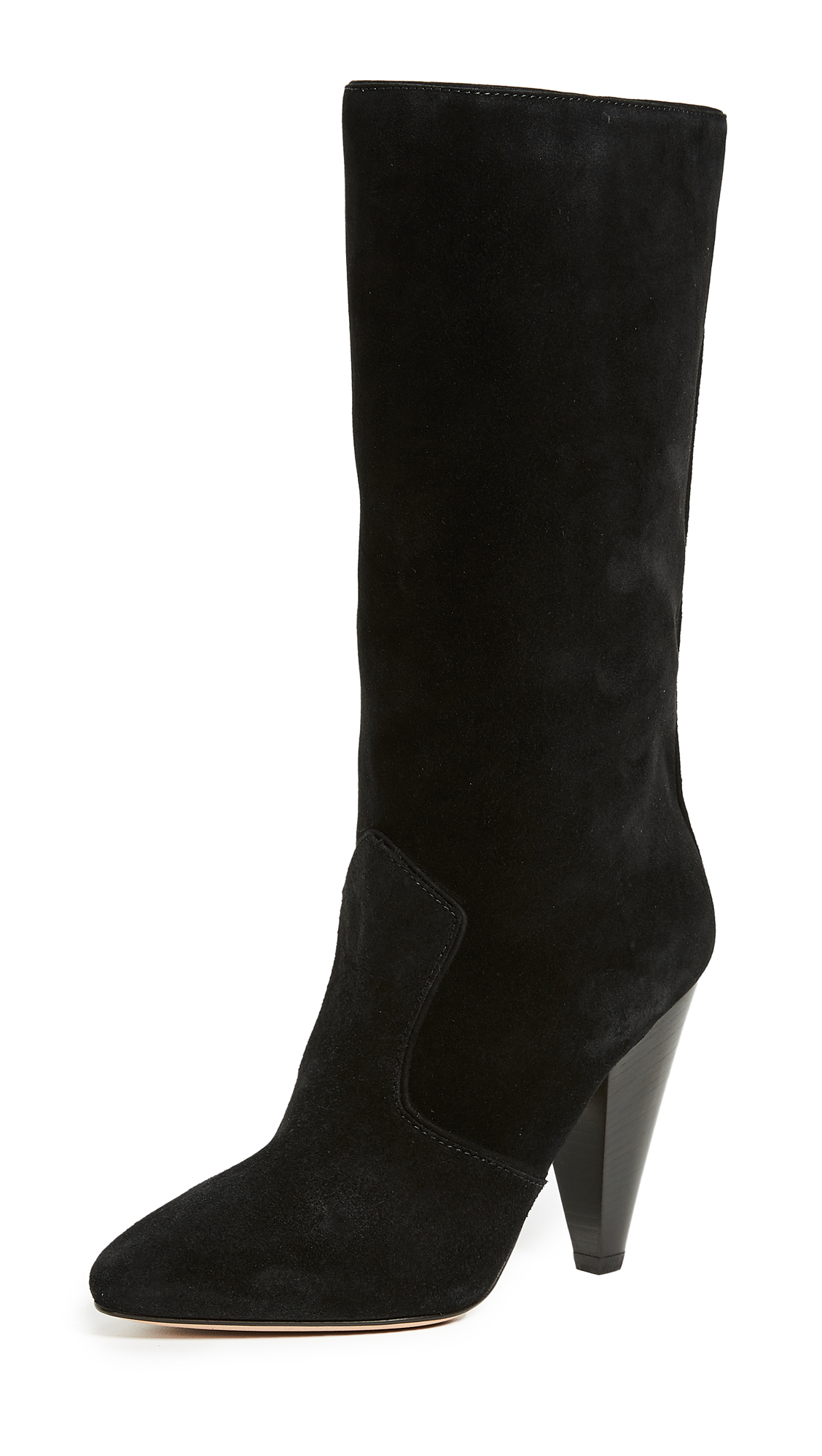 Veronica Beard Olivia Boots - Black