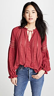 Veronica Beard Kalina Blouse