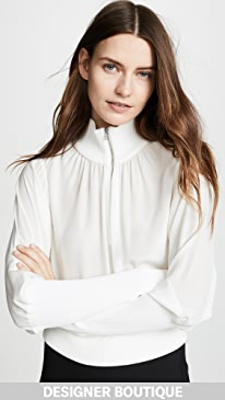 f41696dd04e651 Shop Women s Designer White Blouses