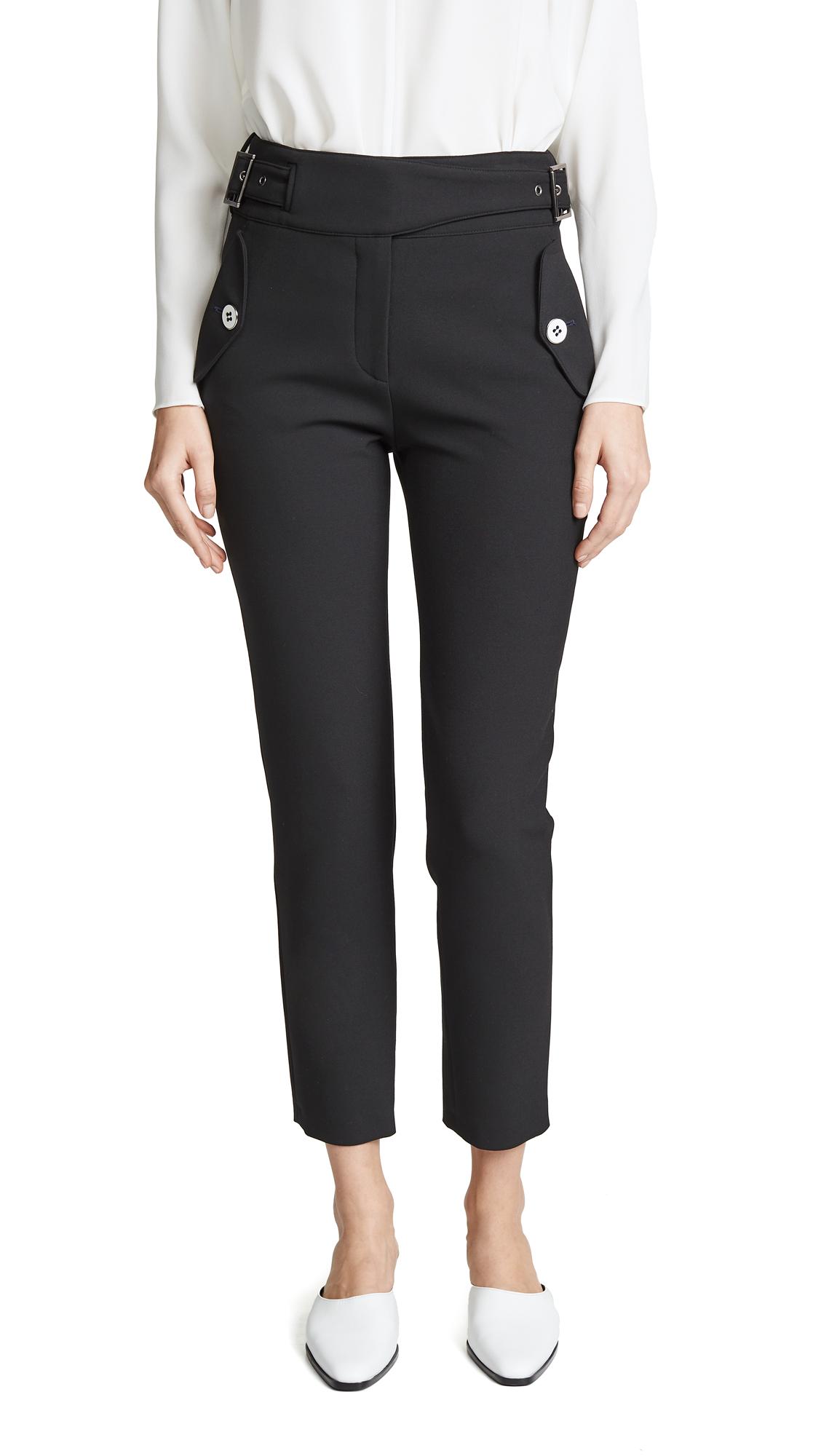 Veronica Beard Jaina Pants - Black