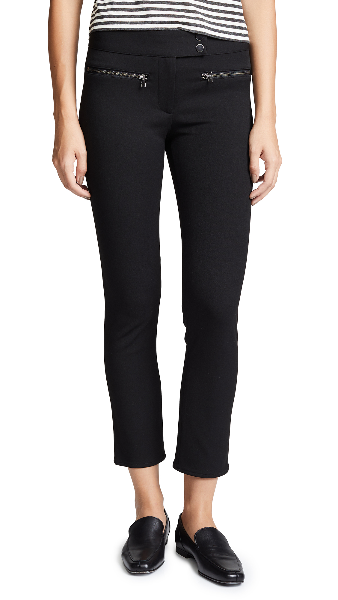 Metro Pants in Black