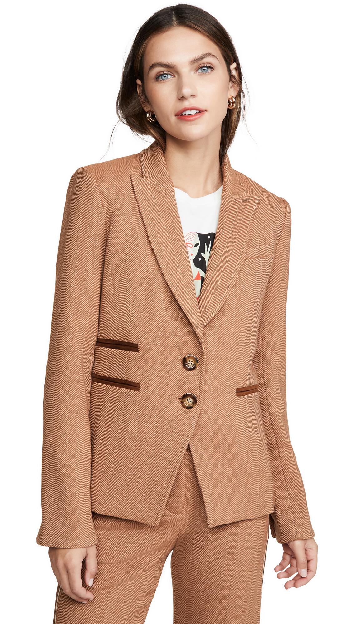 Buy Veronica Beard online - photo of Veronica Beard Hudson Dickey Jacket