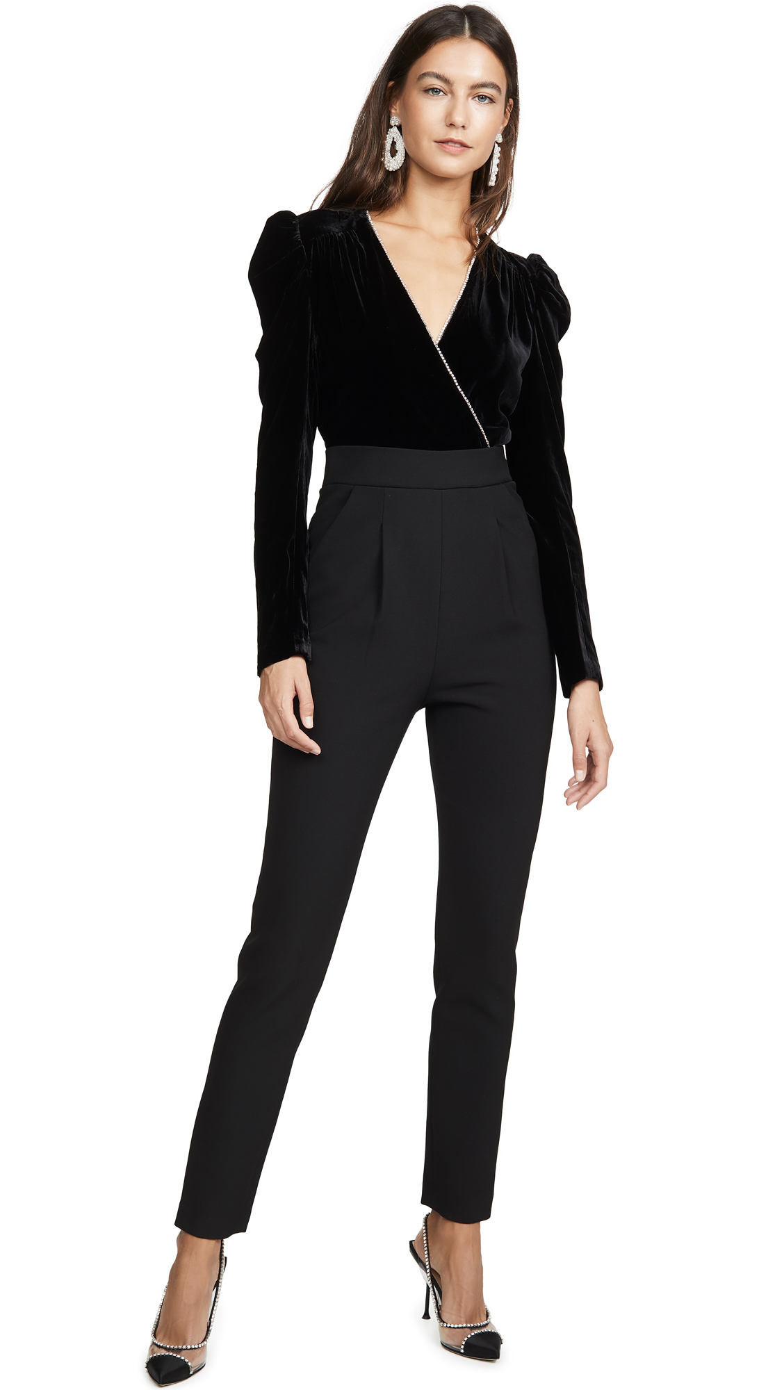 Buy Veronica Beard online - photo of Veronica Beard Cleo Jumpsuit