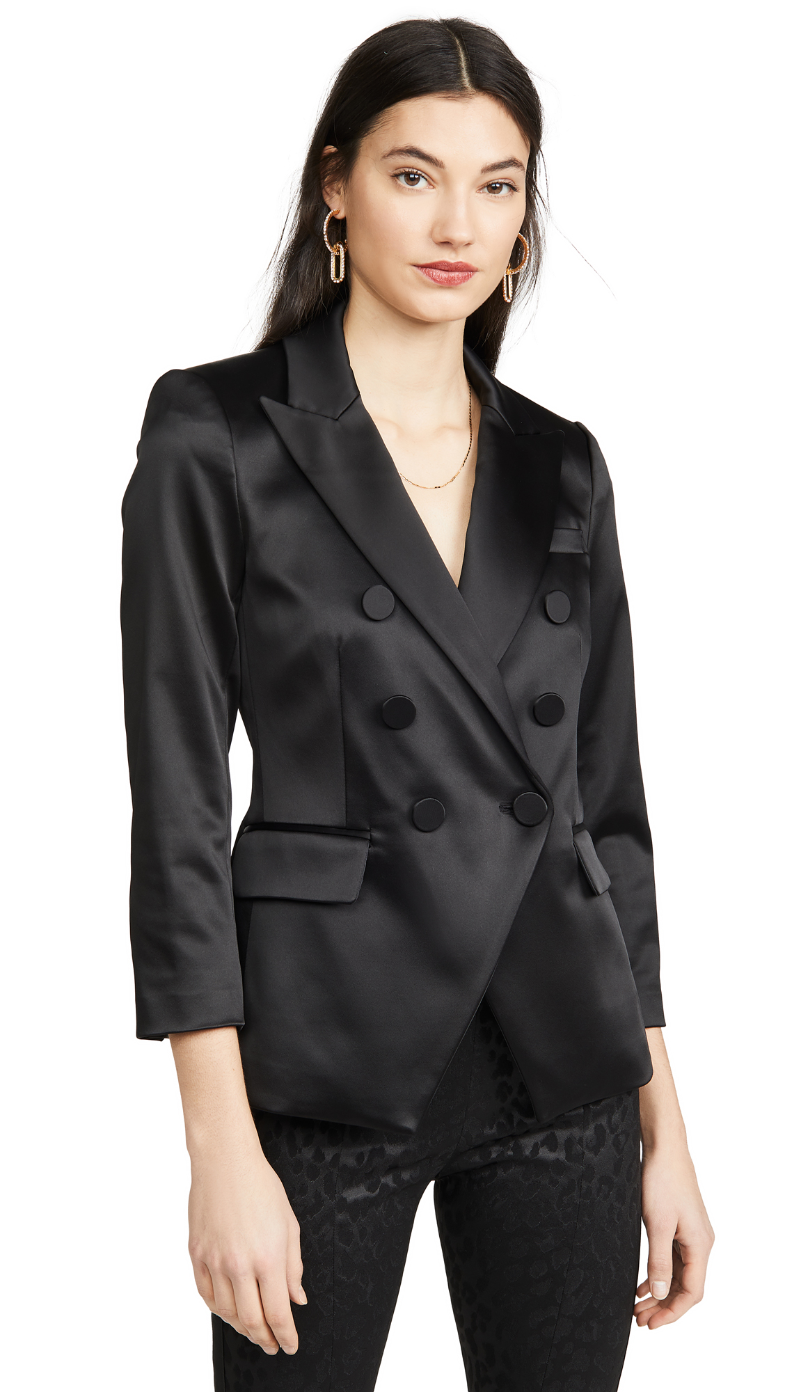Buy Veronica Beard online - photo of Veronica Beard Empire Dickey Jacket