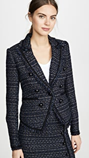 Veronica Beard Cooke Dickey Jacket