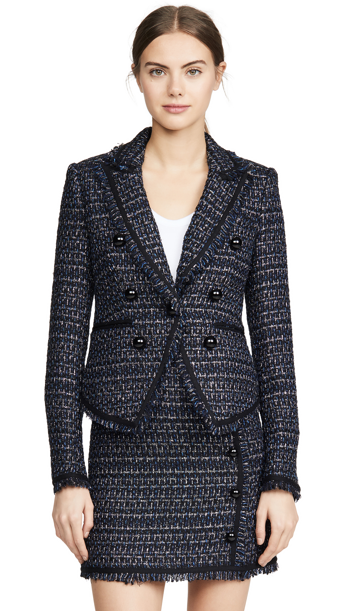 Buy Veronica Beard online - photo of Veronica Beard Cooke Dickey Jacket