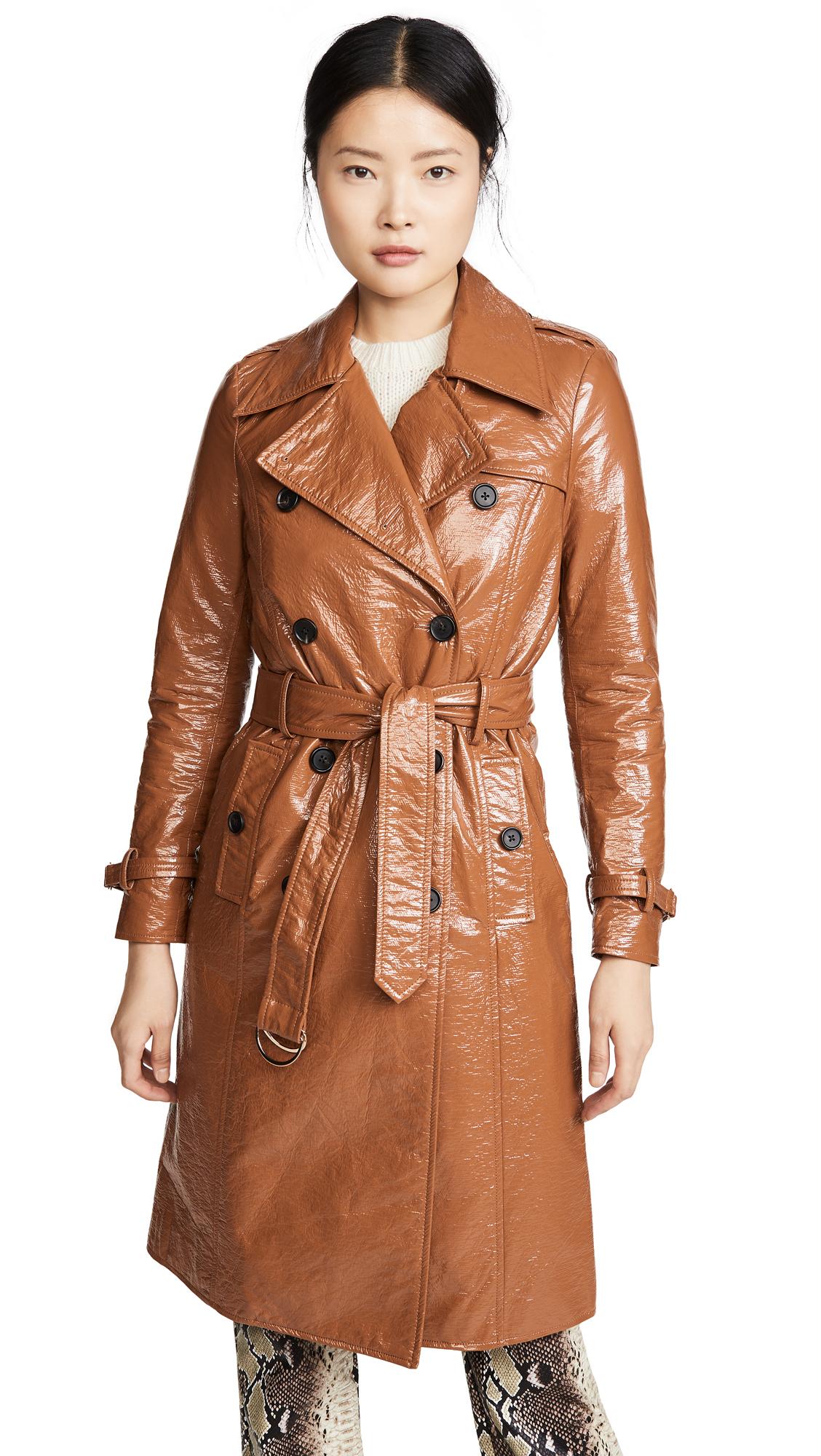 Buy Veronica Beard online - photo of Veronica Beard Finnick Dickey Trench Coat