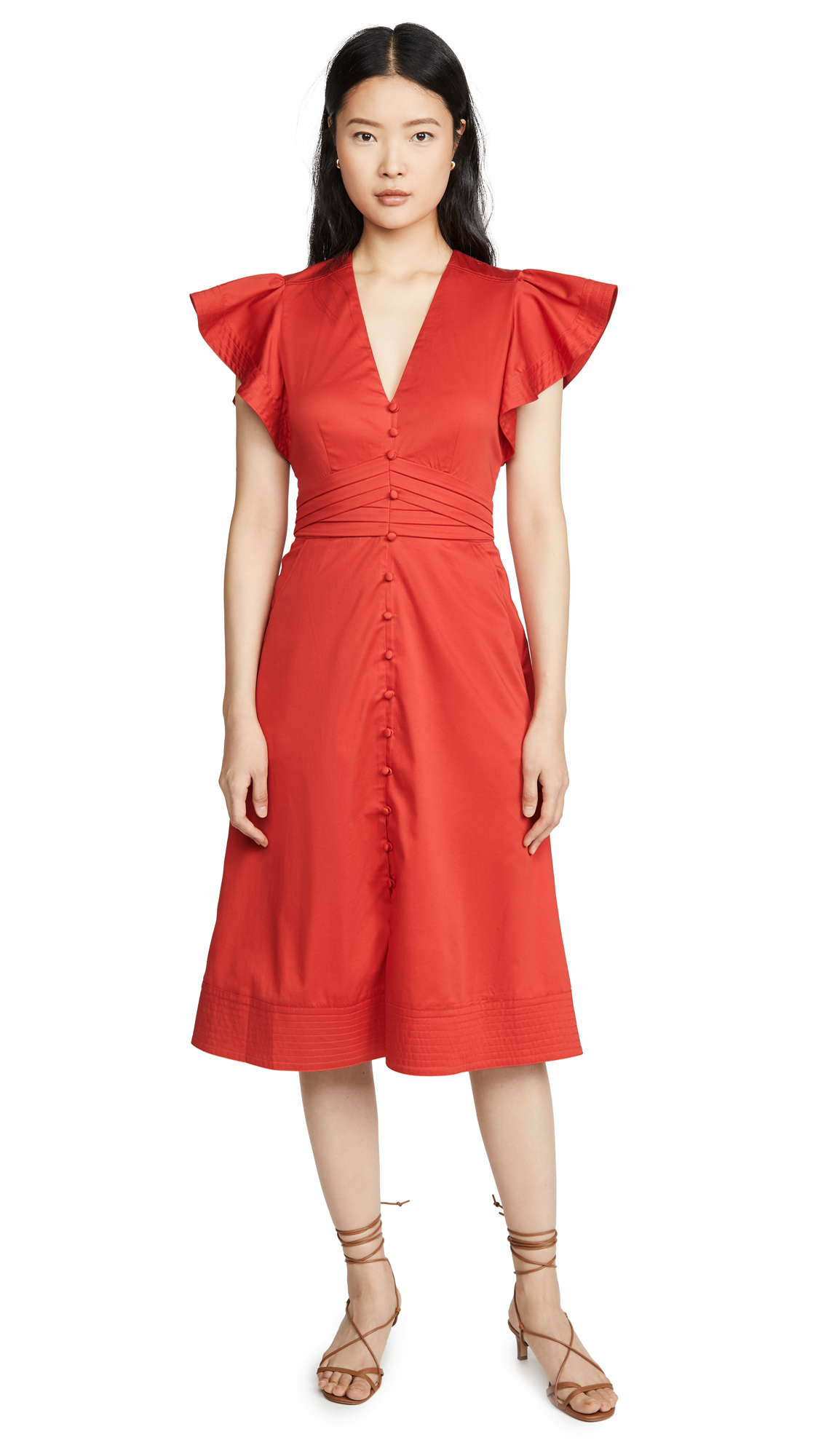 Buy Veronica Beard online - photo of Veronica Beard Sada Dress