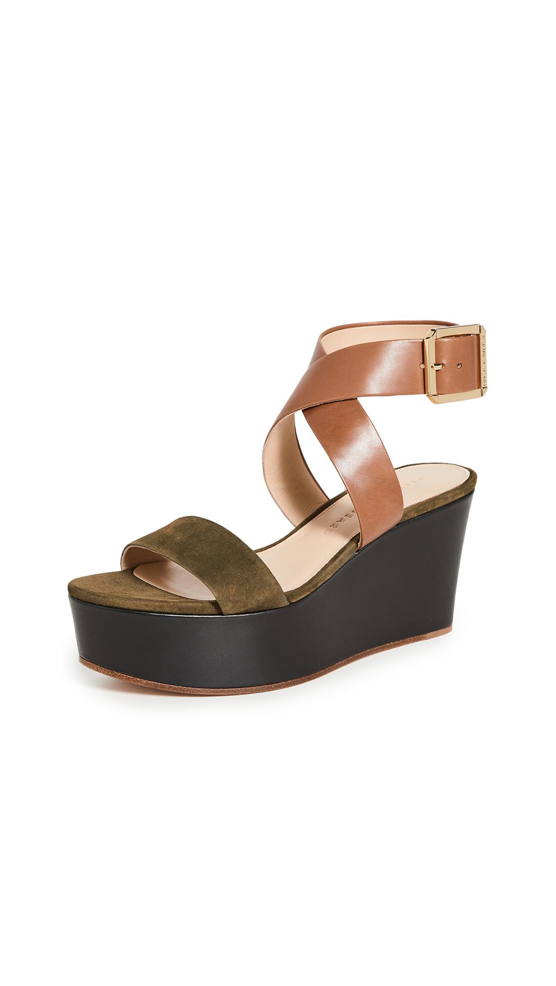 Veronica Beard Hurley Sandals - 30% Off Sale