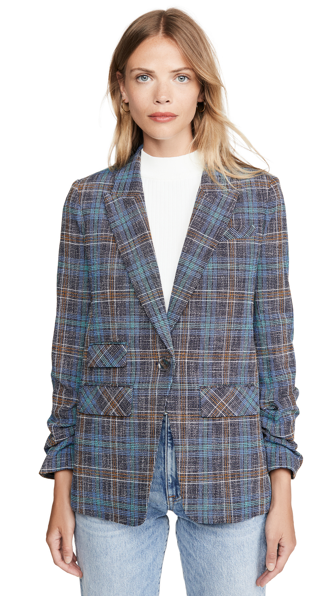 Buy Veronica Beard online - photo of Veronica Beard Martel Dickey Jacket