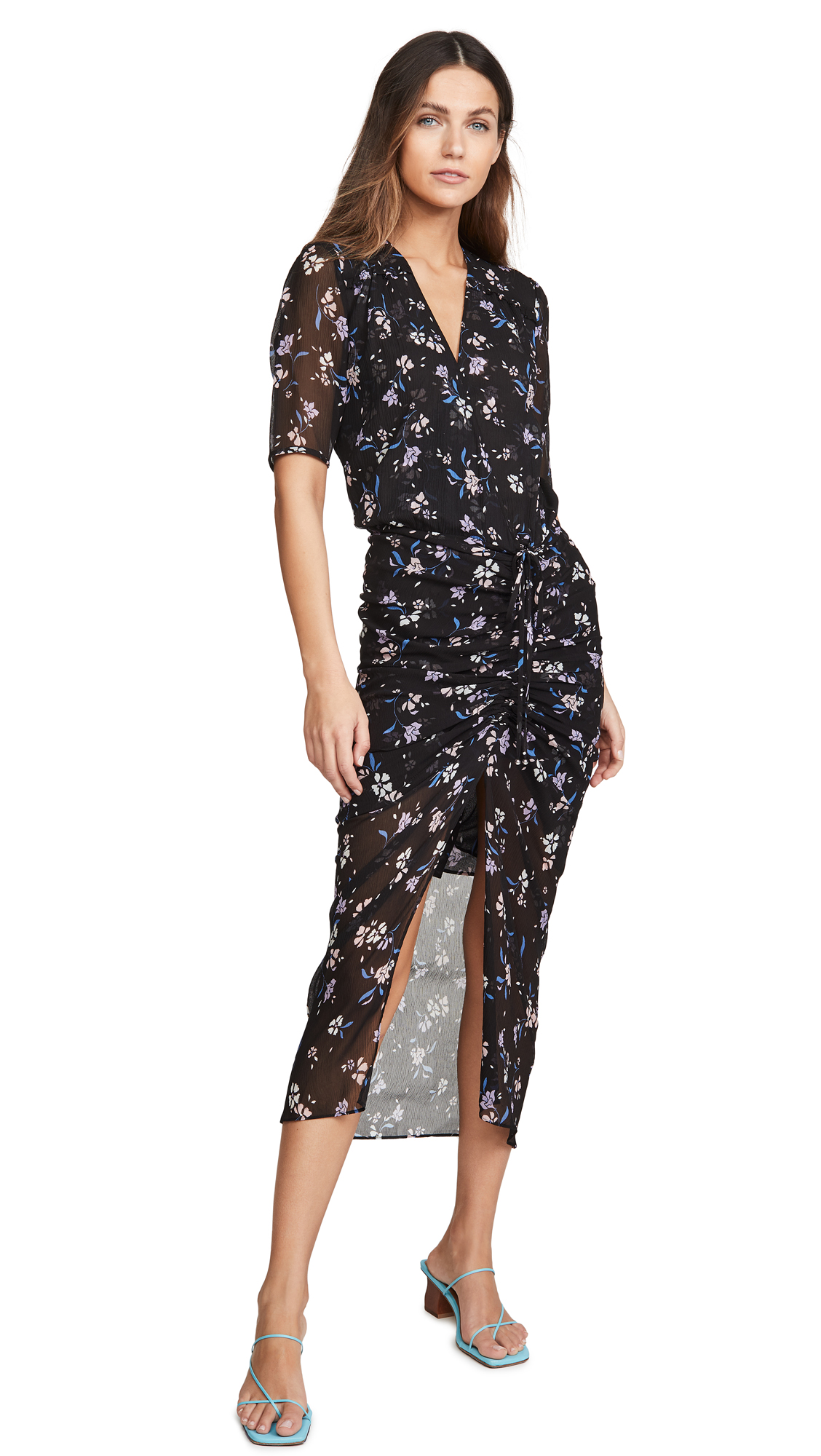 Veronica Beard Mariposa Dress - 60% Off Sale