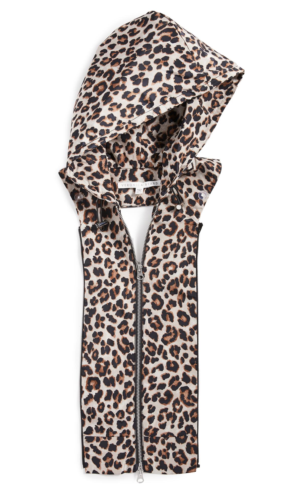 Buy Veronica Beard Hallie Leopard Dickey online beautiful Veronica Beard Jackets, Coats, Coats