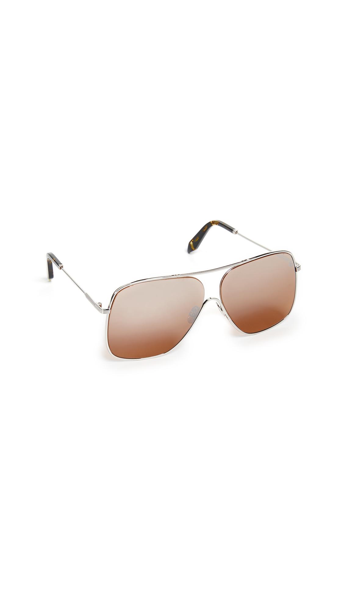 Victoria Beckham Loop Navigator Sunglasses - Phoenix