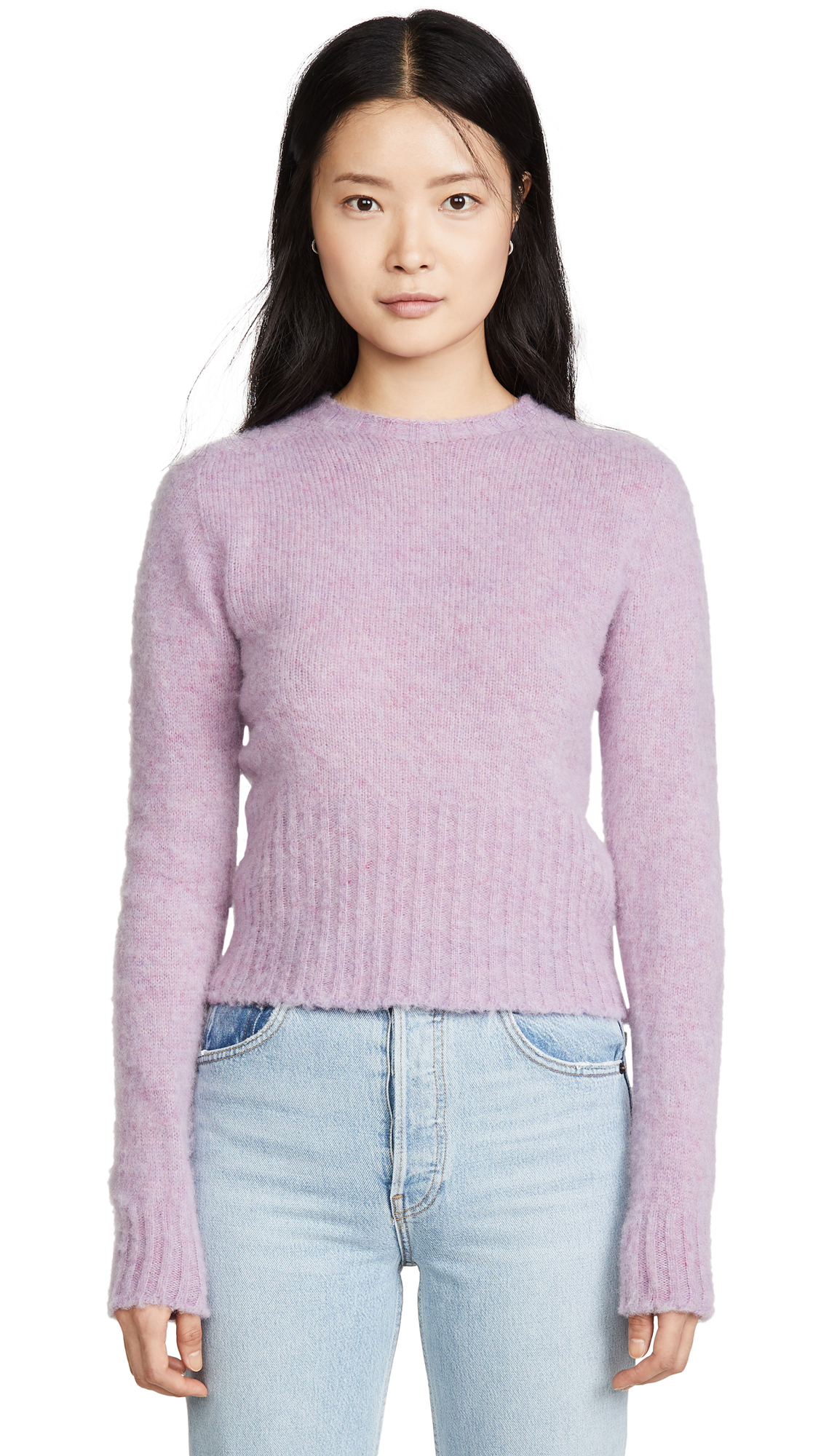 Buy Victoria Beckham online - photo of Victoria Beckham Seamless Crew Neck Jumper