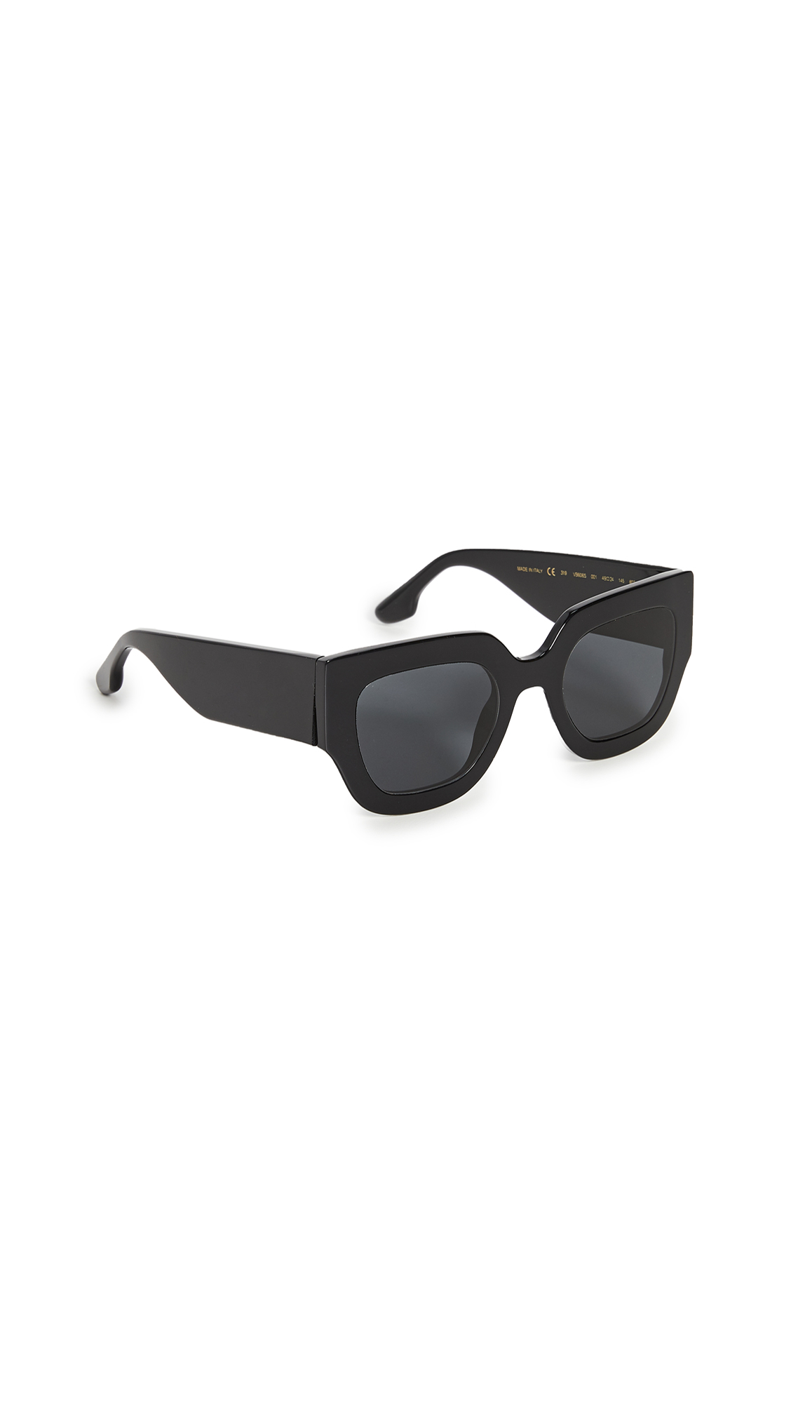 Victoria Beckham Sunglasses CLASSIC LOGO SUNGLASSES