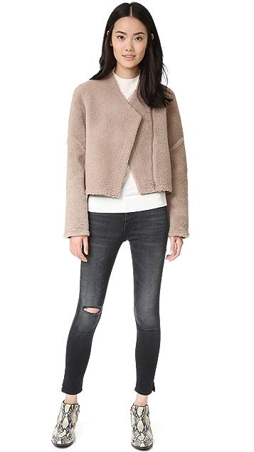 VEDA Bit Reversible Jacket