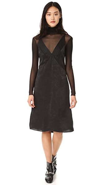 VEDA Fern Dress - Black